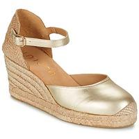 Shoes Women Sandals Unisa CACERES Silver