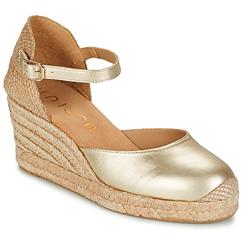 Shoes Women Sandals Unisa CACERES Silver