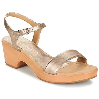 Shoes Women Sandals Unisa IRITA Gold