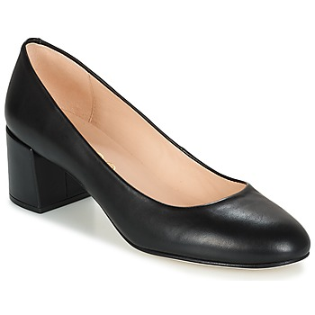 Shoes Women Heels Unisa KERMES Black