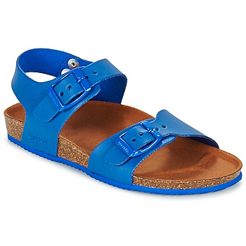 Shoes Boy Sandals Garvalin SOULI Blue