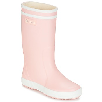 Shoes Girl Wellington boots Aigle LOLLY-POP Marshmellow