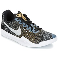 Shoes Men Basketball shoes Nike MAMBA INSTINCT Black / White