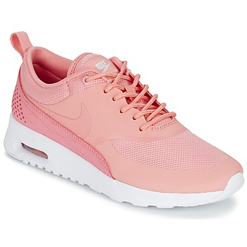 Shoes Women Low top trainers Nike AIR MAX THEA W Pink
