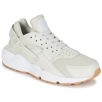 Shoes Women Low top trainers Nike AIR HUARACHE RUN SE W Grey