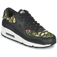 Shoes Women Low top trainers Nike AIR MAX 90 SE W Print