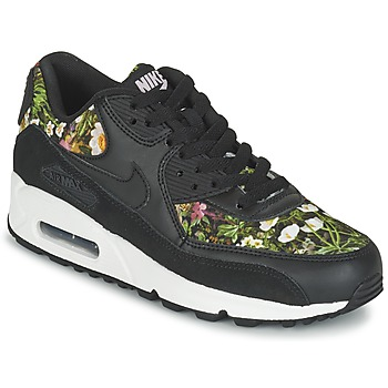 Nike  AIR MAX 90 SE W  womens Shoes (Trainers) in black