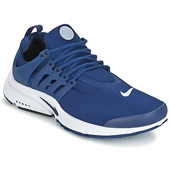 Shoes Men Low top trainers Nike AIR PRESTO ESSENTIAL Blue