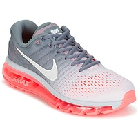 Shoes Women Running shoes Nike AIR MAX 2017 Grey / Pink