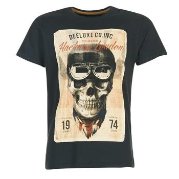 Clothing Men short-sleeved t-shirts Deeluxe CLEM Grey