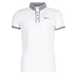 Clothing Men short-sleeved polo shirts Deeluxe SQUART White