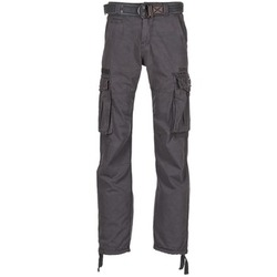 Clothing Men Cargo trousers Deeluxe TROPERY Grey