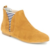 Shoes Women Mid boots Ippon Vintage SUN FLYBOAT Safran