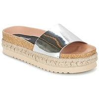 Shoes Women Mules MTNG MERCOL Silver