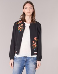 Clothing Women Jackets / Blazers Desigual DERASERO Black