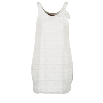 Clothing Women Short Dresses Desigual KERASO White