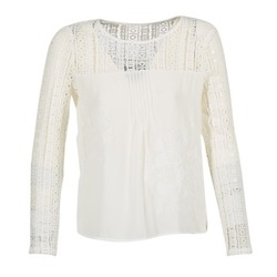 Clothing Women Tops / Blouses Desigual  White