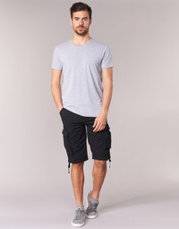 Clothing Men Shorts / Bermudas Schott TR RANGER 30 Black