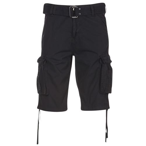 Clothing Men Shorts / Bermudas Schott TR RANGER 30 Black