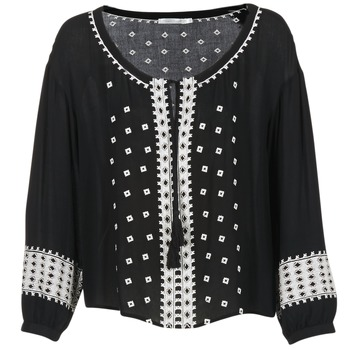 Clothing Women Tops / Blouses See U Soon 7117029 Black