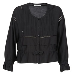Clothing Women Tops / Blouses See U Soon 7113001 Black