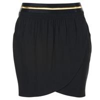 Clothing Women Skirts See U Soon 7131136 Black