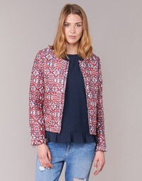 Clothing Women Jackets / Blazers See U Soon 7151121 Red / Blue / White