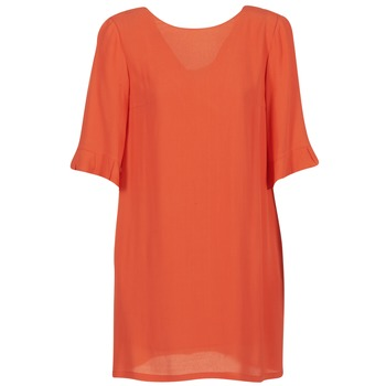 Clothing Women Short Dresses See U Soon 7122012 Coral