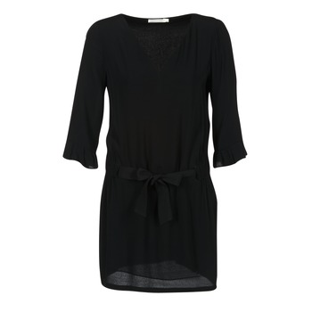 Clothing Women Short Dresses See U Soon 7121032 Black