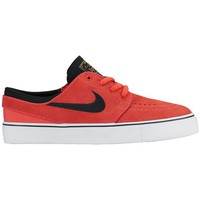Shoes Children Low top trainers Nike Stefan Janoski GS Kids Orange-White-Black