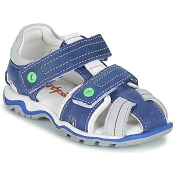 Shoes Boy Sandals Babybotte KARTER MARINE