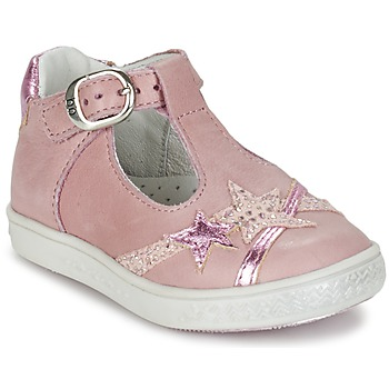Shoes Girl Flat shoes Babybotte STARMISS Pink