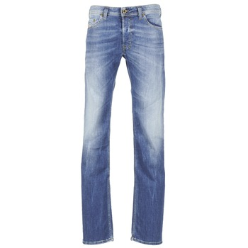 Clothing Men straight jeans Diesel SAFADO Blue / 0854R