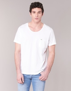 Clothing Men short-sleeved t-shirts Diesel T KRONOX White