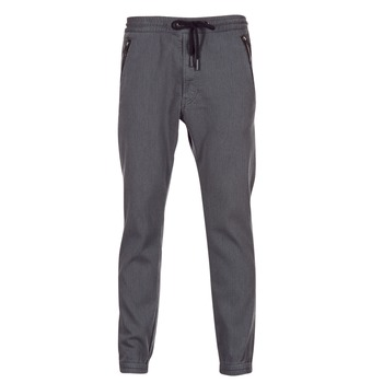 Clothing Men 5-pocket trousers Diesel P BLACK Grey