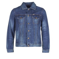 Clothing Men Denim jackets Diesel NHILL Blue