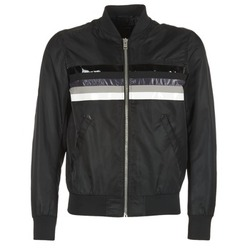 Clothing Men Jackets Diesel J SLATER Black