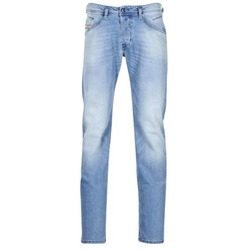 Clothing Men straight jeans Diesel BELTHER Blue / 084CU