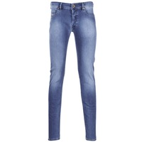 Clothing Men slim jeans Diesel SLEENKER Blue