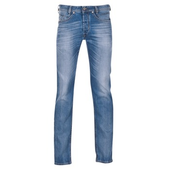 Clothing Men slim jeans Diesel AKEE Blue