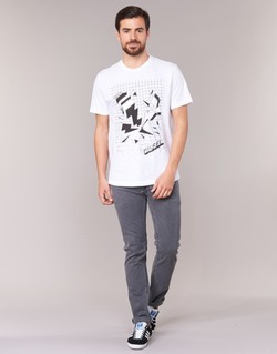 Clothing Men Skinny jeans Diesel THOMMER Grey