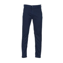 Clothing Men chinos Diesel SLIM CHINO JOGGJEANS Blue