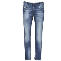 Clothing Women 3/4 & 7/8 jeans Diesel BELTHY ANKLE Blue