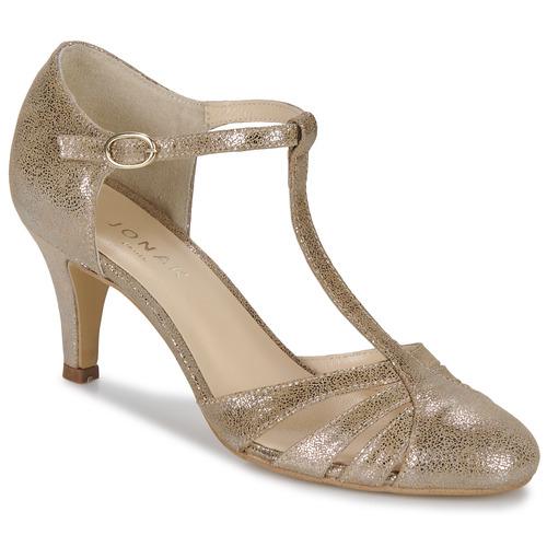 Shoes Women Heels Jonak LAORA Silver