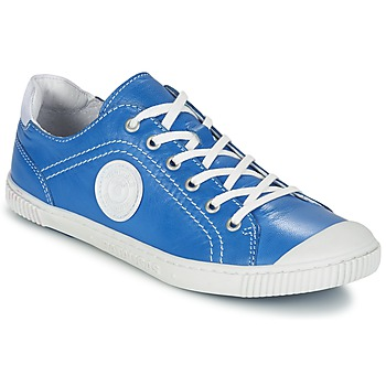 Shoes Women Low top trainers Pataugas BAHER F2C Blue
