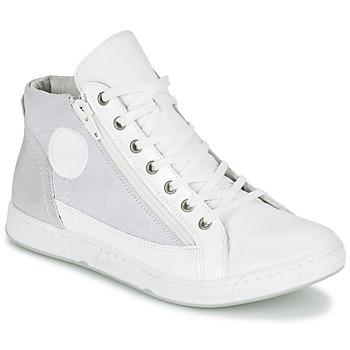 Shoes Women Hi top trainers Pataugas JANE/BB F2C White