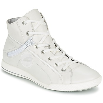 Shoes Women Hi top trainers Pataugas PAZ/N F2C White