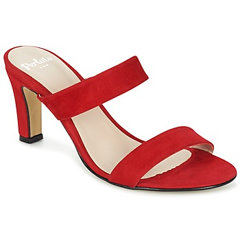 Shoes Women Sandals Perlato ADINILE Red