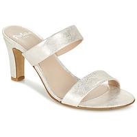 Shoes Women Mules Perlato ADINILE Gold