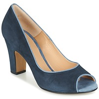 Shoes Women Heels Perlato CHEFINE Blue